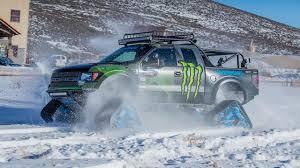 Ford Raptor Top Gear - ken block reveals the raptortrax top gear