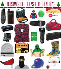 christmas gift ideas for teen boys by meg duerksen of whatever