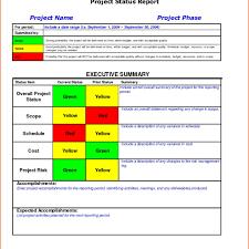weekly status report template excel 8 weekly status report template doc budget template letter with