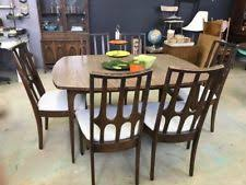 Mid Century Dining Room Chairs by Mid Century Dining Table Ebay