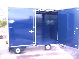 box trailer manufacturers curtain side trailers
