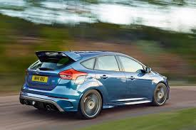 ford focus philippines ford focus rs goes global packs 320 horsepower ecoboost engine