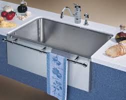 Sinks Farmhouse Kitchen Sink Choices Fireclay Vs Enamel Vs - Enamel kitchen sink