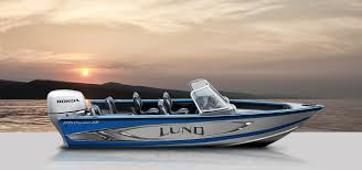 lund boats fish and ski boats 1775 crossover xs
