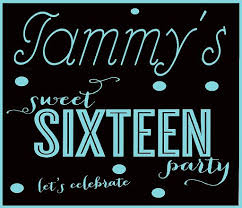 Sweet 16 Photo Album Tammy U0027s Sweet 16 Birthday Party Album Caliberpw Fotki Com