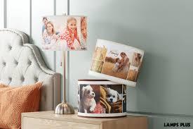 Custom Lighting New Custom Photo Lighting And Pillows From Lamps Plus Offer