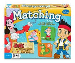 amazon jake land pirates matching game toys