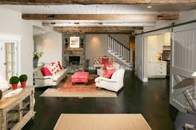 Barn Style Interior Design Sliding Barn Doors For Unique Interior Design Ideas