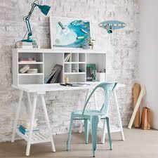 bureau pour ado fille bureau blanc ado bureau modulable 140 cm avec caisson bureau ado