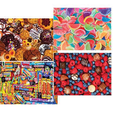 masterpieces jigsaw puzzles sears