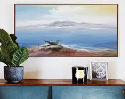 sea home decor sea wall art etsy