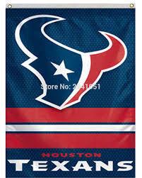 Custom Team Flags 7 Color Houston Texans Helmet Team American Outdoor Indoor