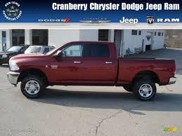 dodge ram 2500 2012 2012 cherry pearl dodge ram 2500 hd slt crew cab
