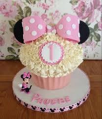 minnie mouse giant cupcake by caroline o u0027gorman u2013 caroline has