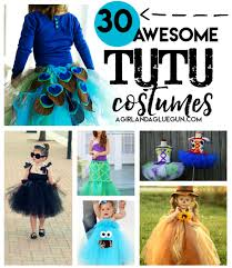 halloween tutu costumes a and a glue gun