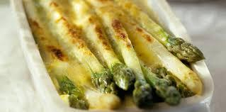 cuisine asperge asperges à la crème d asperge gratinées facile et pas cher
