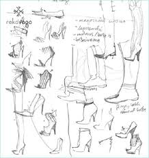 fashion design sketches shoes step by step loveitalianshoes