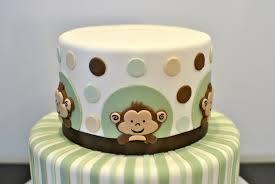 monkey baby shower cake monkey baby shower cake decorate this