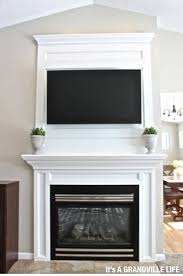 77 best fireplace ideas images on pinterest fireplace ideas it s a grandville life diy board and batten fireplace