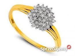 pierscionek zareczynowy sprzedam pierścionek zaręczynowy sprzedajemy pl