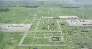 Teotihuacan Map Most Beautiful Ancient City Skyscrapercity