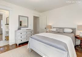 Jack And Jill Style Bedroom Tone On Tone Our Tudor Home
