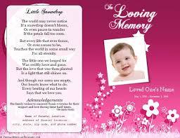 Memorial Programs Floral Memorial Program Funeral Pamphlets