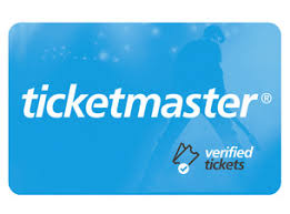 tickets gift card ticketmaster gift card us dollars tickets dates official