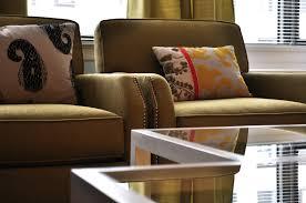 cube coffee table dark teak contemporary ottoman modern with