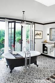 Black And White Checkered Tile Bathroom Mosaic Floor Tile Patterns For Baths Mosaic Floors Tile