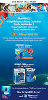 Home Decor Sweepstakes Finding Dory Unforgettable Getaway Sweepstakes Disney Movie Rewards