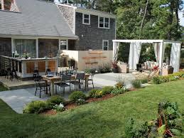 Modern Back Yard Modern Backyard Makeover Ideas With Patio U2013 Howiezine