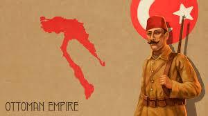 New Ottoman Empire History The Great War Ottoman Empire Steam Trading