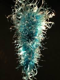 Teal Glass Chandelier Gorgeous Glass Chandelier Picture Of Chihuly Garden And Glass