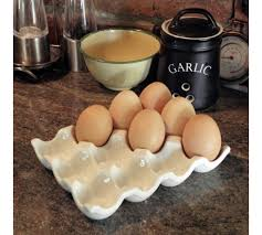 ceramic egg holder tray ceramic egg tray ceramic egg storage at ilikechickens co uk i