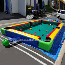 gamepower sports pool table inflatable billiard table inflatable billiard table suppliers and