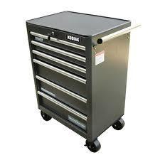 craftsman tool box side cabinet craftsman 6 drawer steel heavy duty bearing side cabinet garage