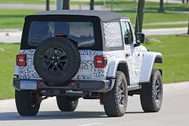 land rover jeep cars new jeep wrangler to get hybrid and production hike to meet uk