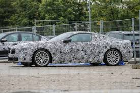 2018 bmw 8 series coupe first spy shots gtspirit