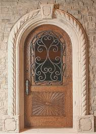 Carved Exterior Doors Interior Exterior Doors Closets