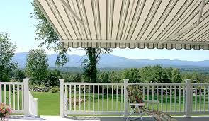 Retractable Awnings Tampa Manual And Motorized Retractable Awnings