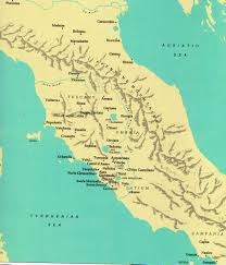 Map Of Greece And Italy by Map Of Italy With Mountains And Rivers Greece Map