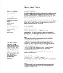 resume pdf free download sle nursing cv 7 documents in pdf word