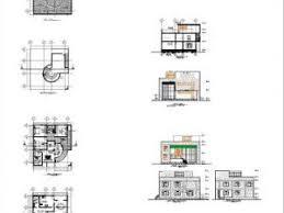 plan d une cuisine de restaurant plan autocad d un café dwg par mohammed89
