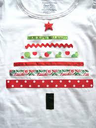 christmas ribbon t shirt christmas gift ideas pinterest