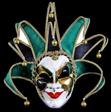 venetian mask green joker mask made joker mask venetian mask society