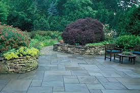 Bluestone Patio Design Is The Best Alternative For Backyard
