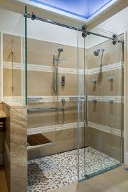 sliding glass shower door rollers the awesome examples of
