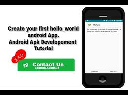 apk development android app development tutorial create your apk using aide