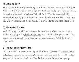 Dancing Baby Meme - too long couldn t tweet all your memes are belong to us with gifs